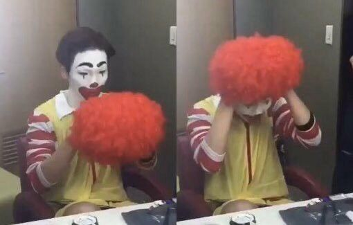 Shinee Key Clown Meme Clown Meme Shinee Meme Faces