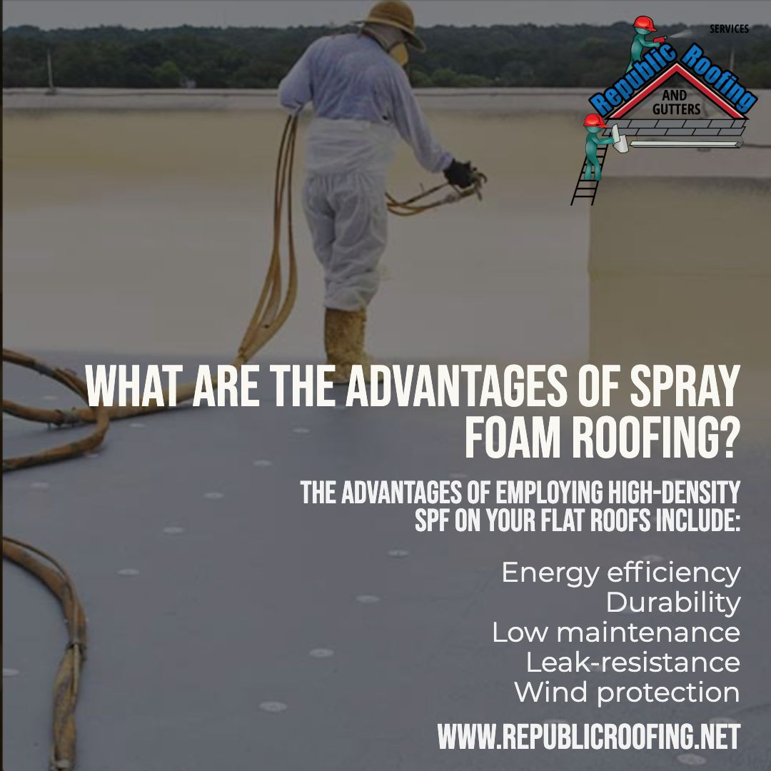 Spray Foam Roofing In 2020 Spray Foam Roofing Foam Roofing Roofing