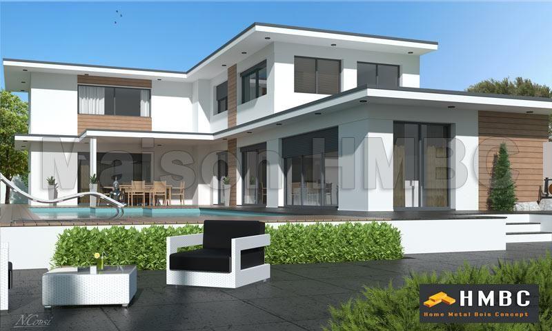 Constructeur de maison design ,Constructeur maison contemporaine - Photos De Maison Moderne