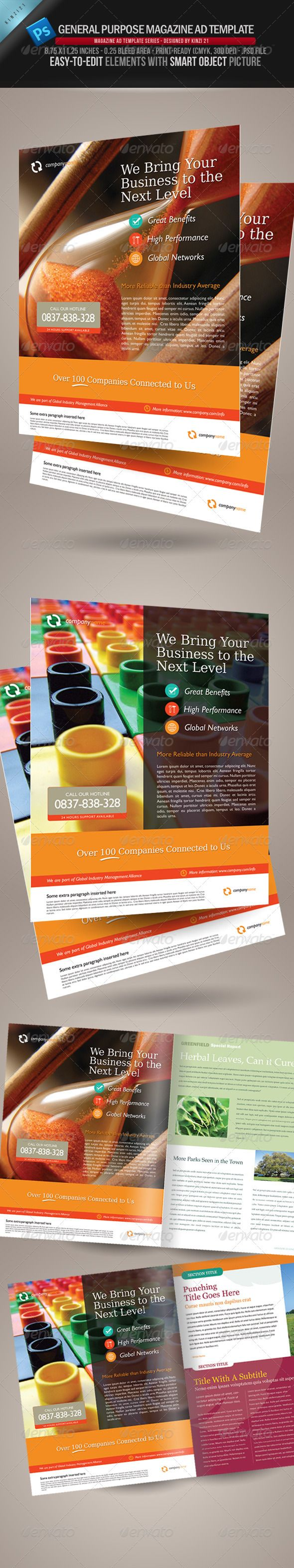 1000+ images about Brochure Newsletter designs on Pinterest ...