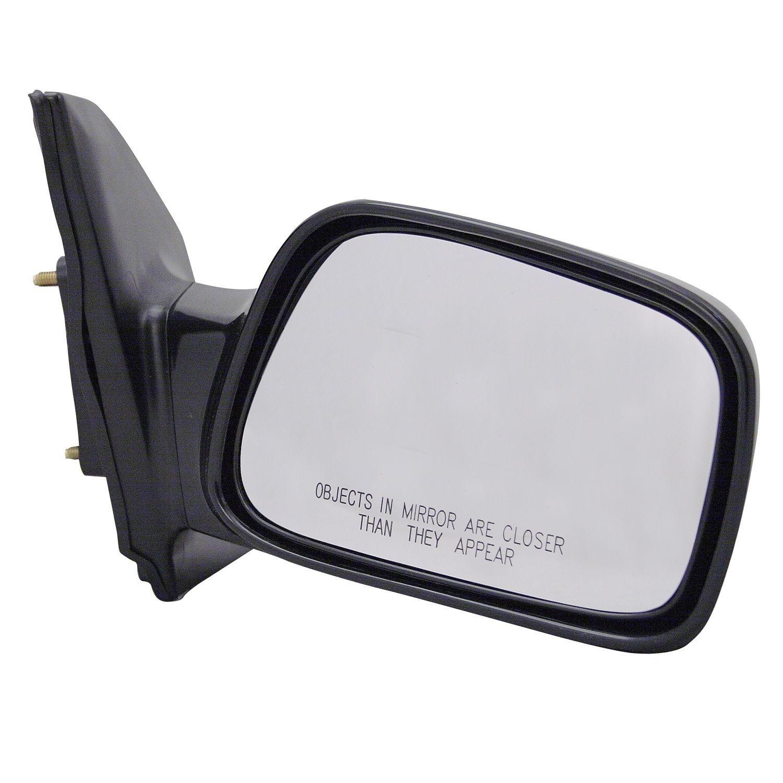 Pilot Automotive TYC Black Passenger Driver Side Power Non
