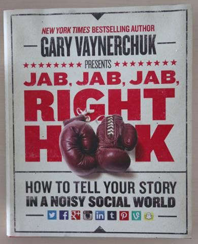 How To Tell Your Story In A Noisy Social World Jab Jab Jab Right