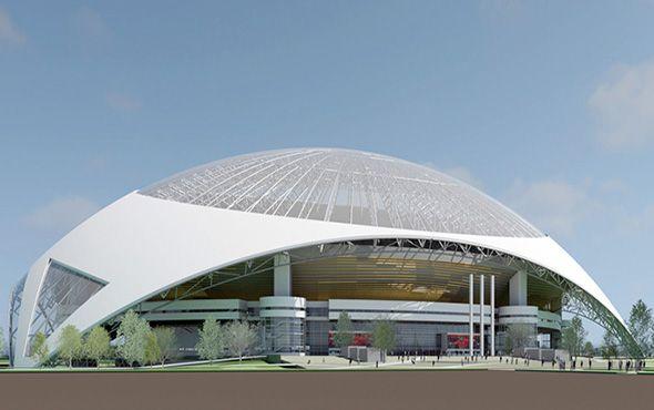 Massive Cricket Stadium Coming To The Gta Stadium Canada Cricket