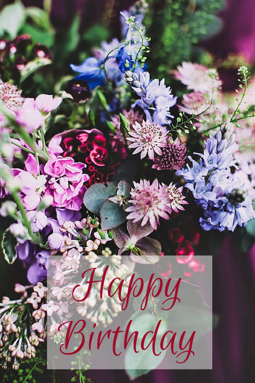 300 Great Happy Birthday Images For Free Download Sharing Romantic Flowers Pretty Flowers Beautiful Flowers