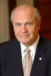 """Fred Thompson  / Age: 73  /  Born: 8/19/1942 ~  Died"""" 1/11/2015 / Fred was a Senator & an Actor in: Law & Order!  /  He died of Cancer  /  R.I.P.  (:"""