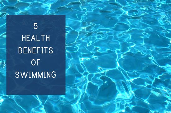 5 health benefits of swimming #summer #princetonproperties