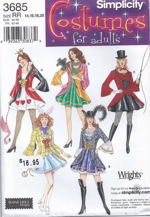 Ring Mistress Short Dress Jacket And Vest Adult por Rosie247, $7.99 ...