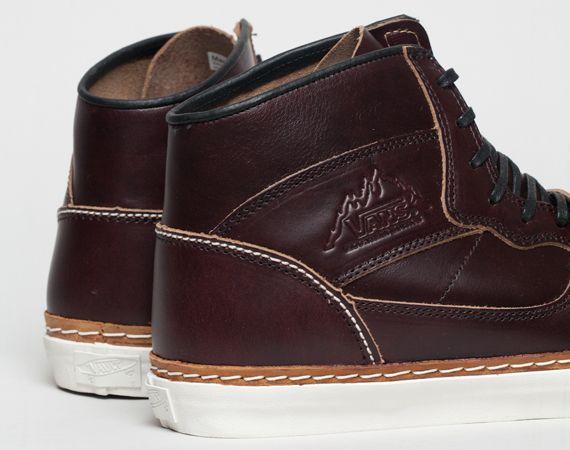b05b674595 Horween Leather x VANS Vault Mt. Edition Decon LX + Era HW LX