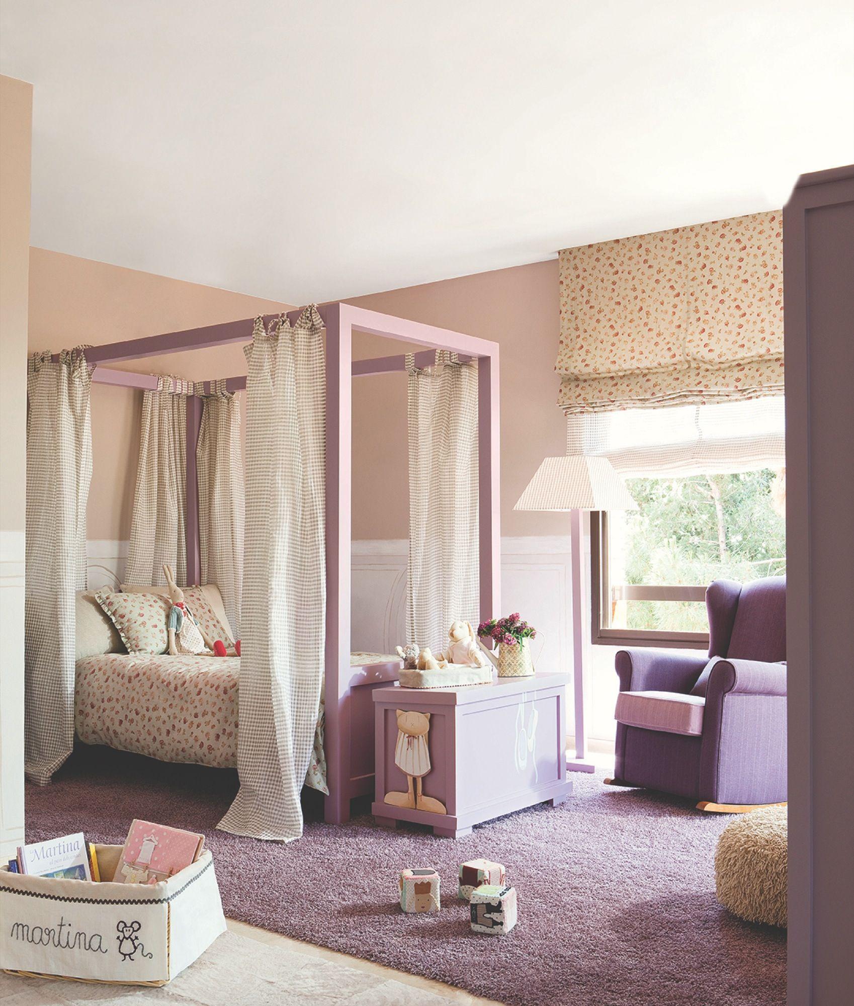 12 Habitaciones Para Ni As Princesas Habitaciones Pinterest  ~ Dormitorios Infantiles Niña Princesas