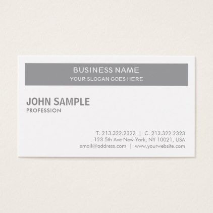 modern clean creative design professional trendy business card chic gifts diy elegant gift ideas
