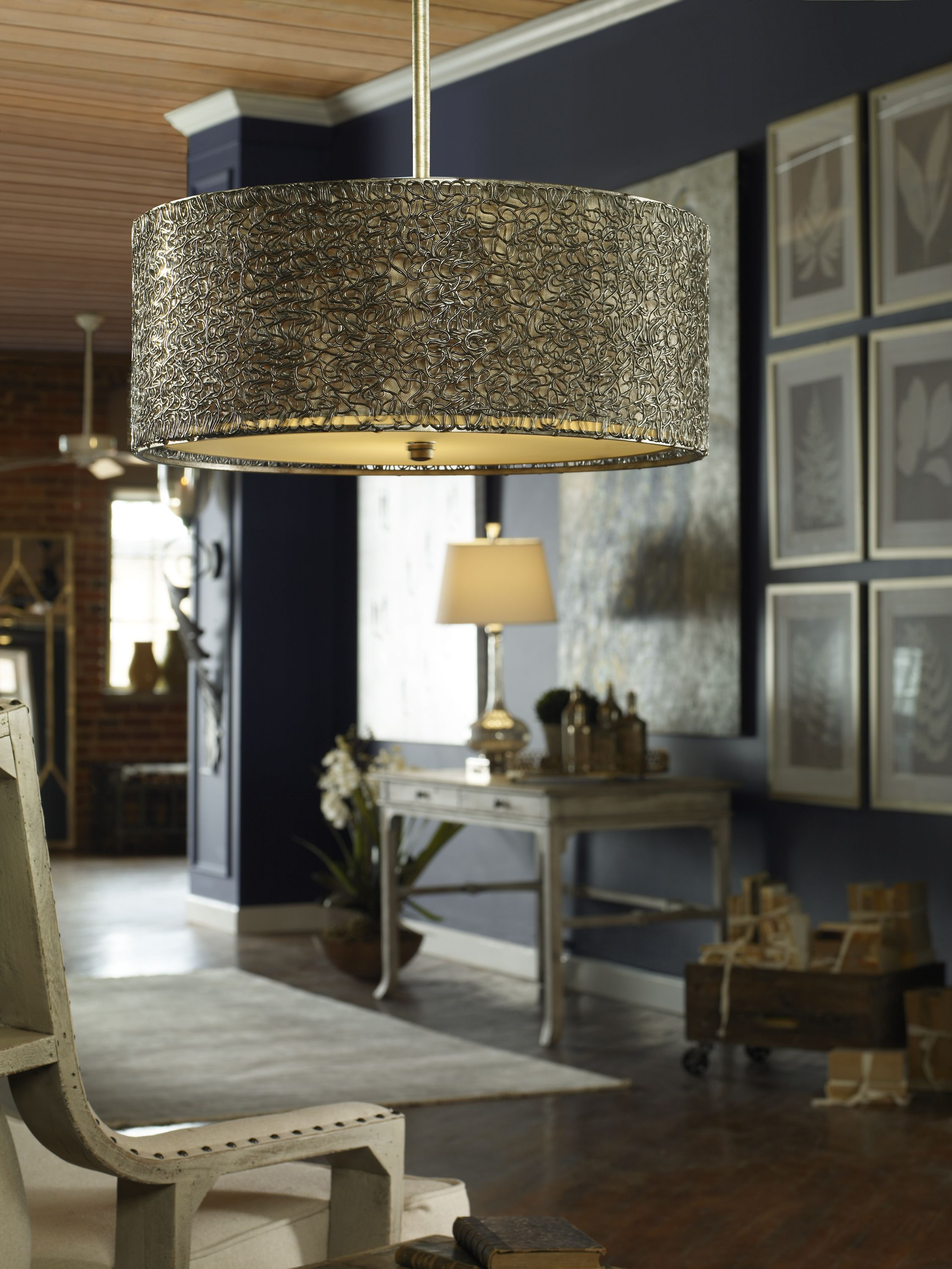 Uttermost Fixed Wire Lighting Introduction Pendants