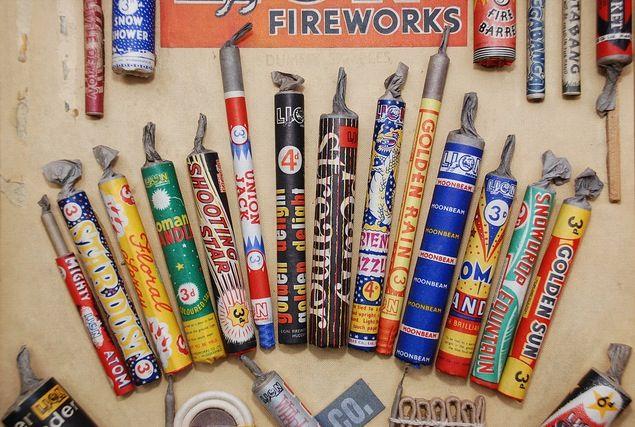 Firecracker night! Great memories !!!!