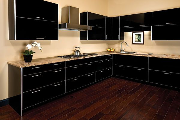 the latest trends in kitchen and bathroom cabinet finishes from