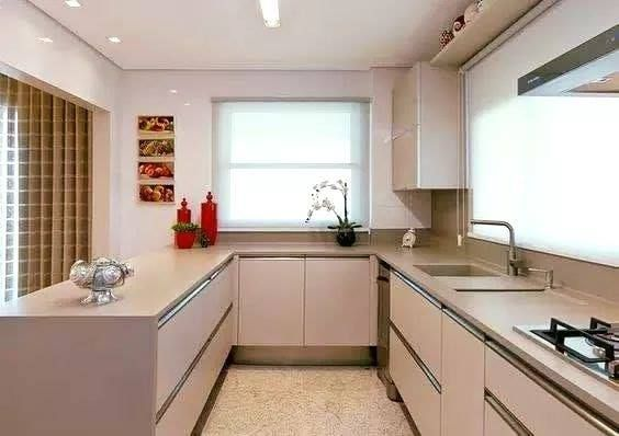 Mont Kiara Residensi 22   Kitchen, Interior, Kitchen cabinets