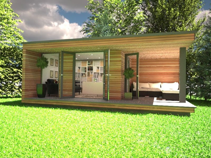 outside office shed. Image Result For Inside Outside Office Shed