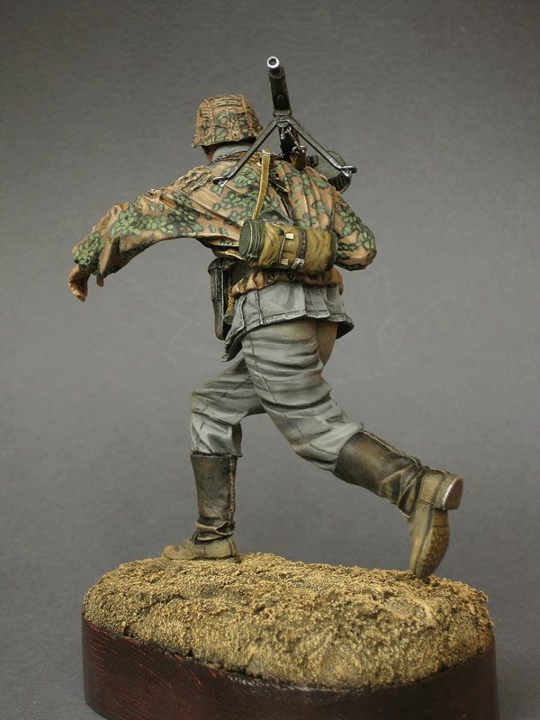 Figures: SS machine gunner, photo #4