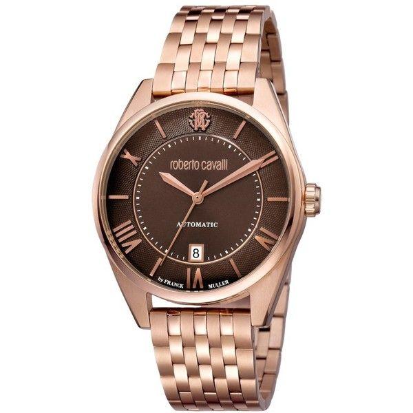 men s roberto cavalli by franck muller automatic bracelet watch men s roberto cavalli by franck muller automatic bracelet watch 40mm 41540 nio ❤