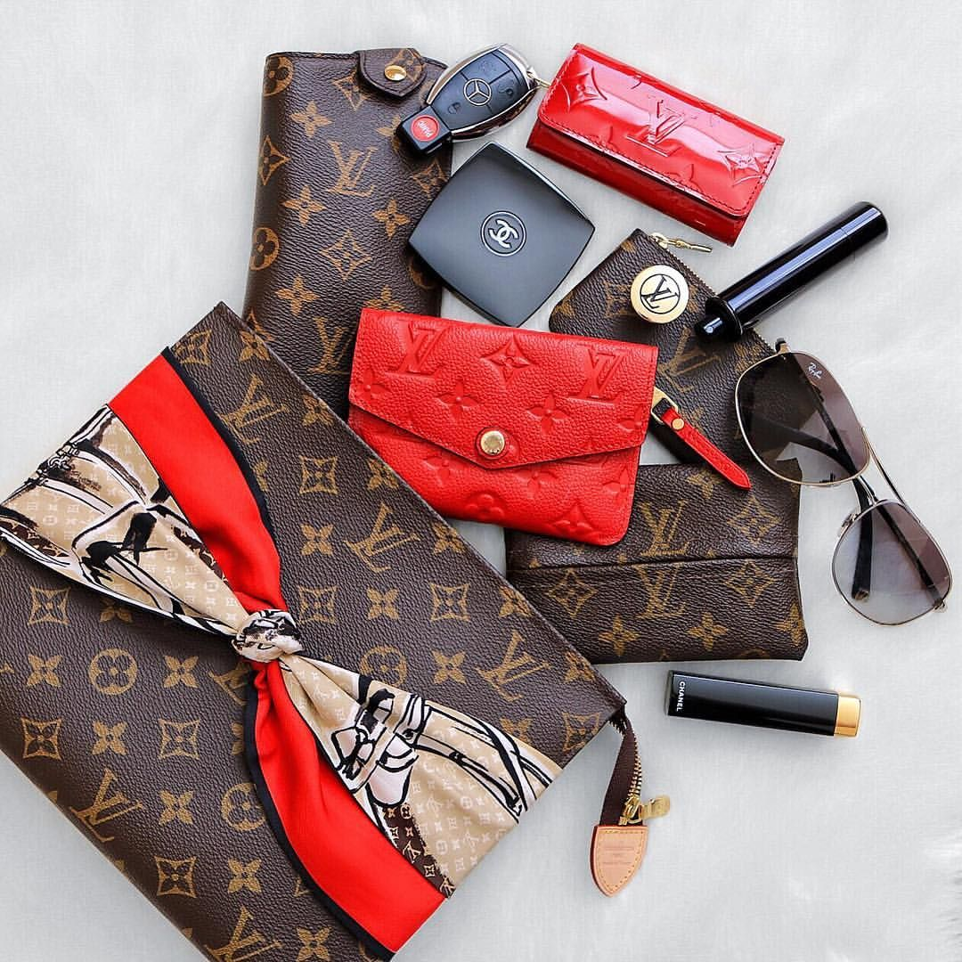 Louis Vuitton  See this Instagram photo by @beautyandlux • 1,249 likes