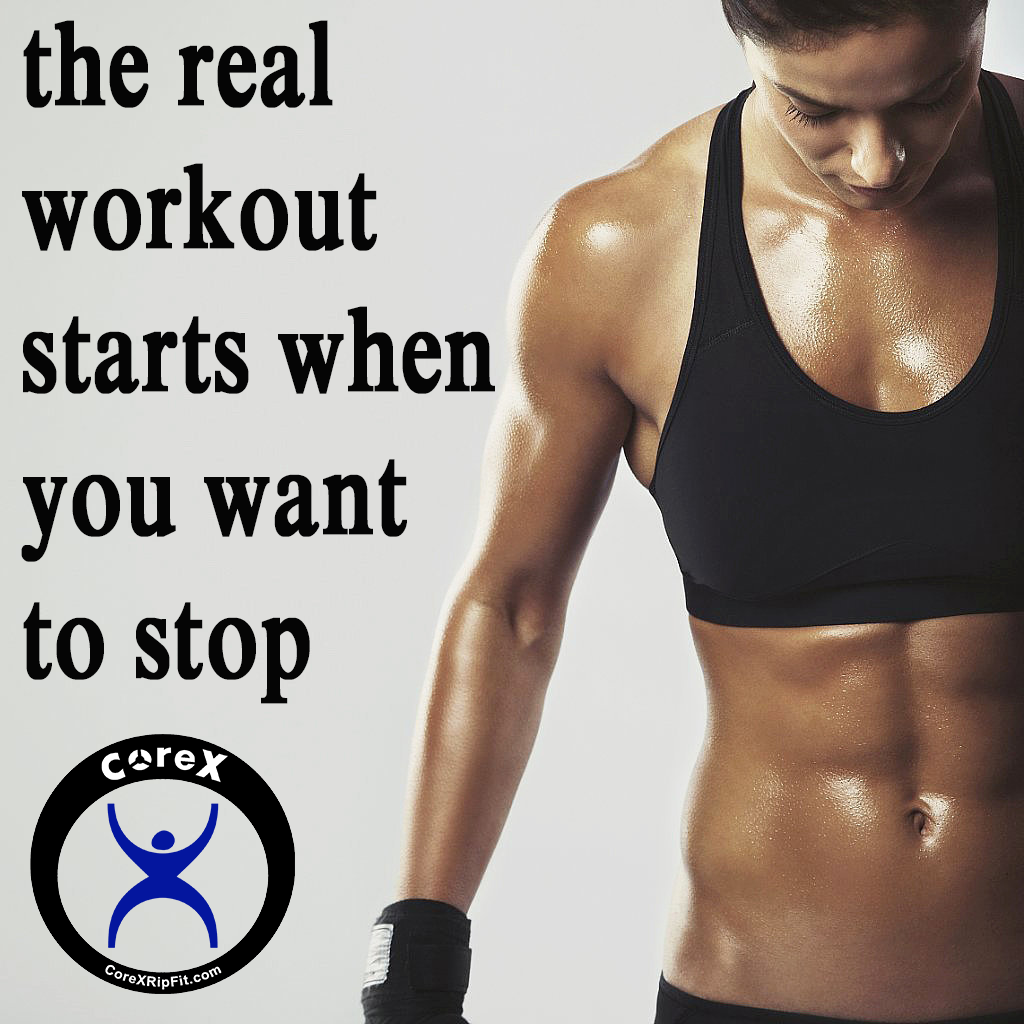 The Real Workout Corexripfit Corex Workout Exercise Calorie Workout Fitness Photos Fitness Photography