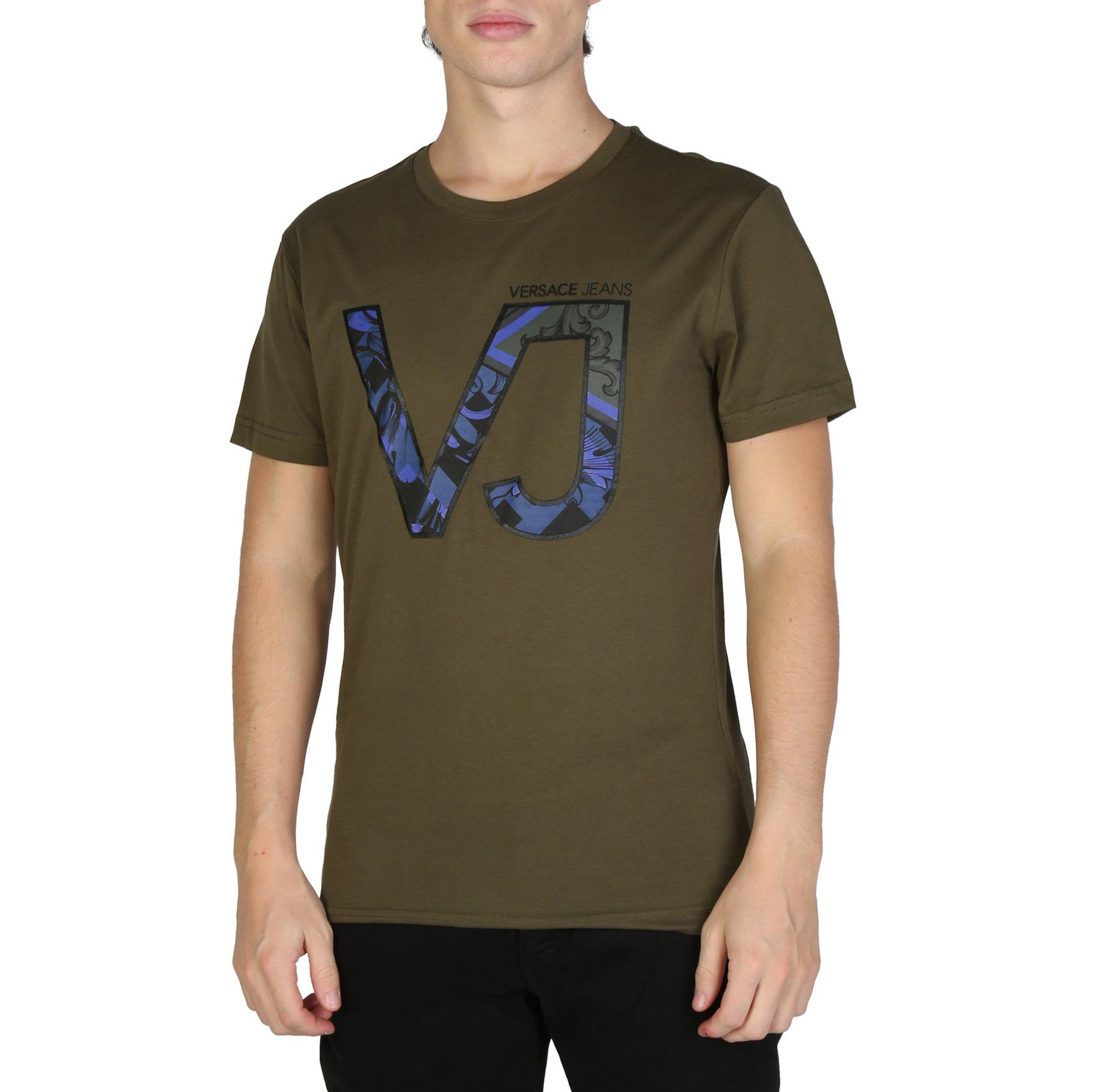 776c2cfc Versace Jeans Military VJ T-Shirt in 2019 | Products | Versace jeans ...