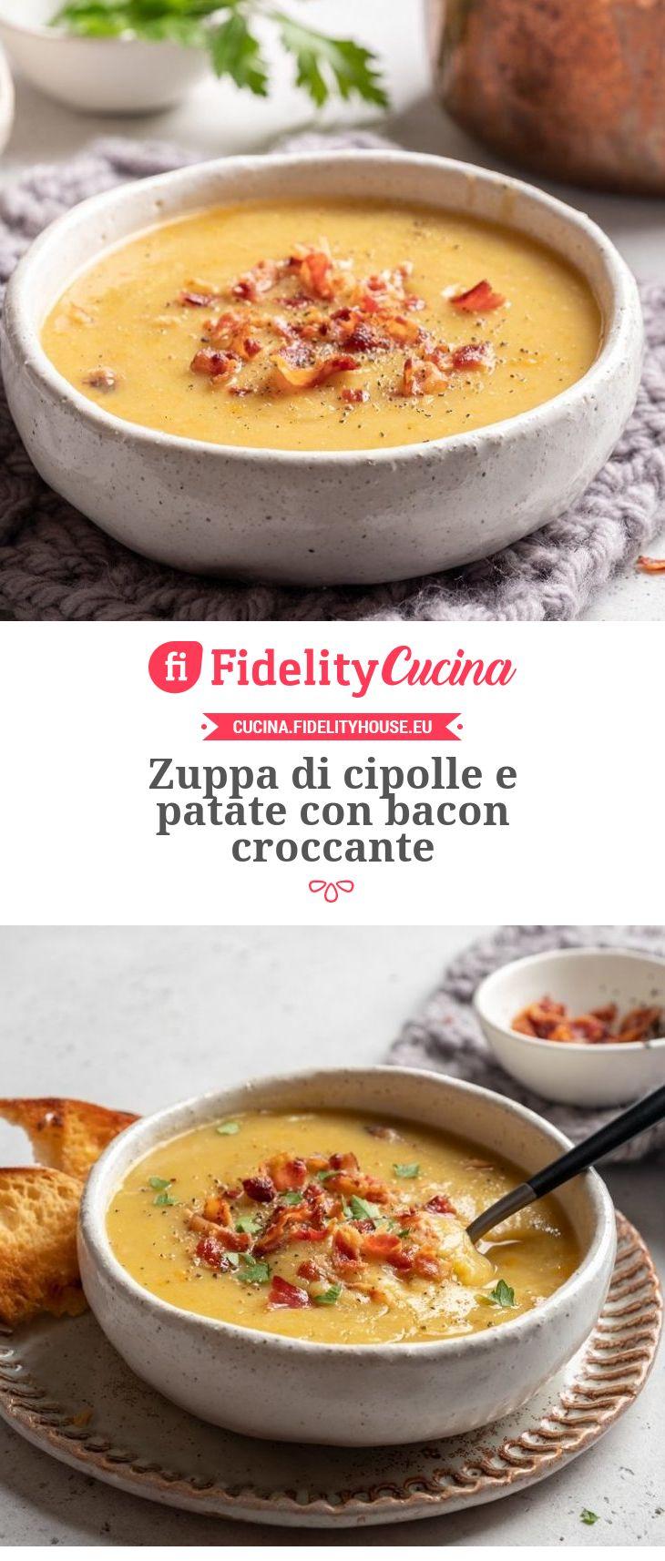 dieta con zuppa di cipolle e pomodori