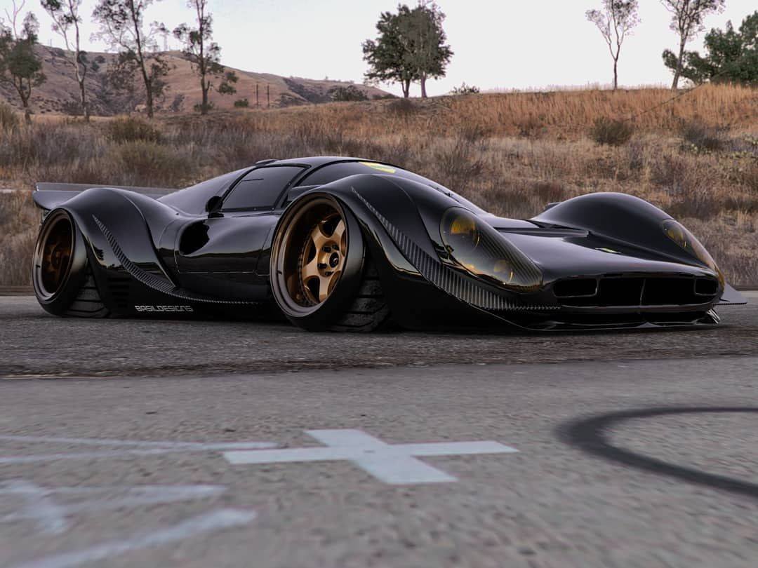 Image May Contain Car And Outdoor In 2020 Unique Cars Super Cars Custom Cars
