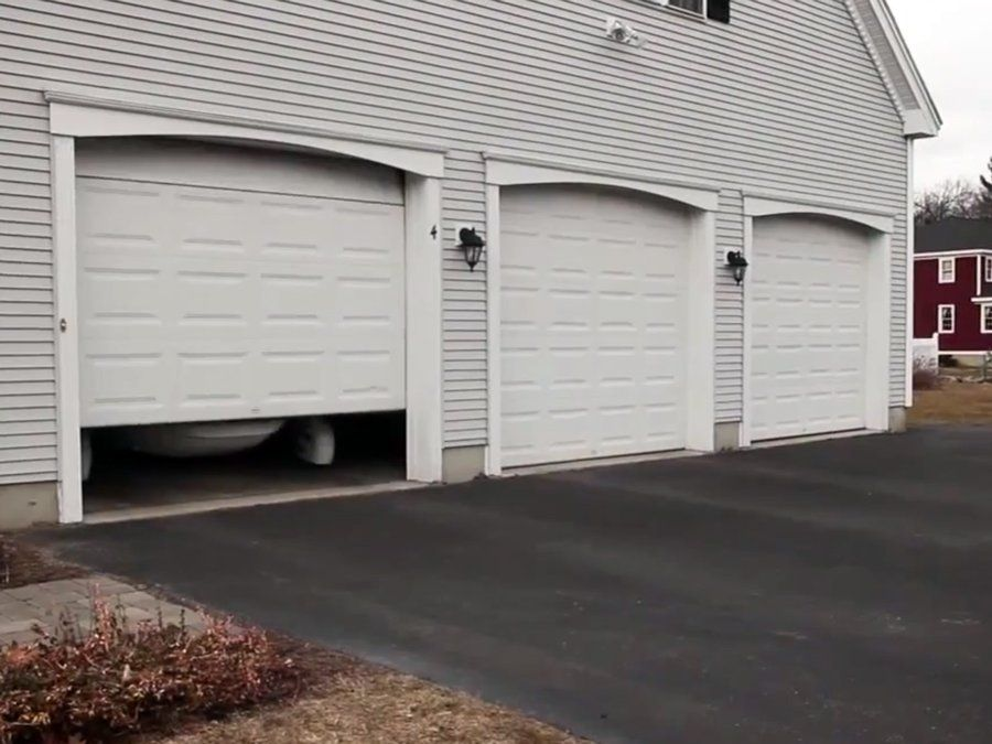 Get A Garage Door Opener Installed In Order For It To Open Automatically  And Save You The Hassle Of Needing To Do It Manually.