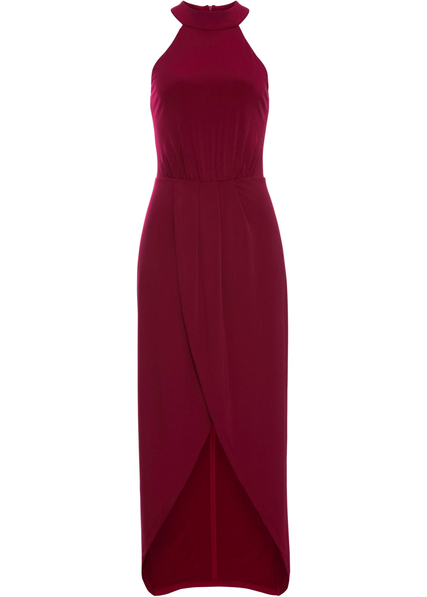 Maxi-Neckholder-Kleid in 11  Lange kleider, Kleider, Rotes