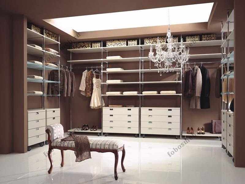 Unique Design Walk In Closet