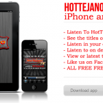 The New HotTejano iPhone App