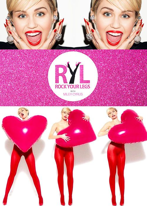 6fe8e52bf2b Buy Miley Cyrus  Golden Lady My Beauty Seamless Opaque Tights