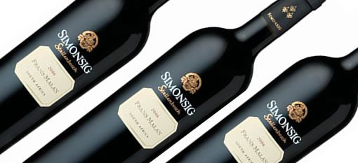 Simonsig high five in International Wine Review in the USA