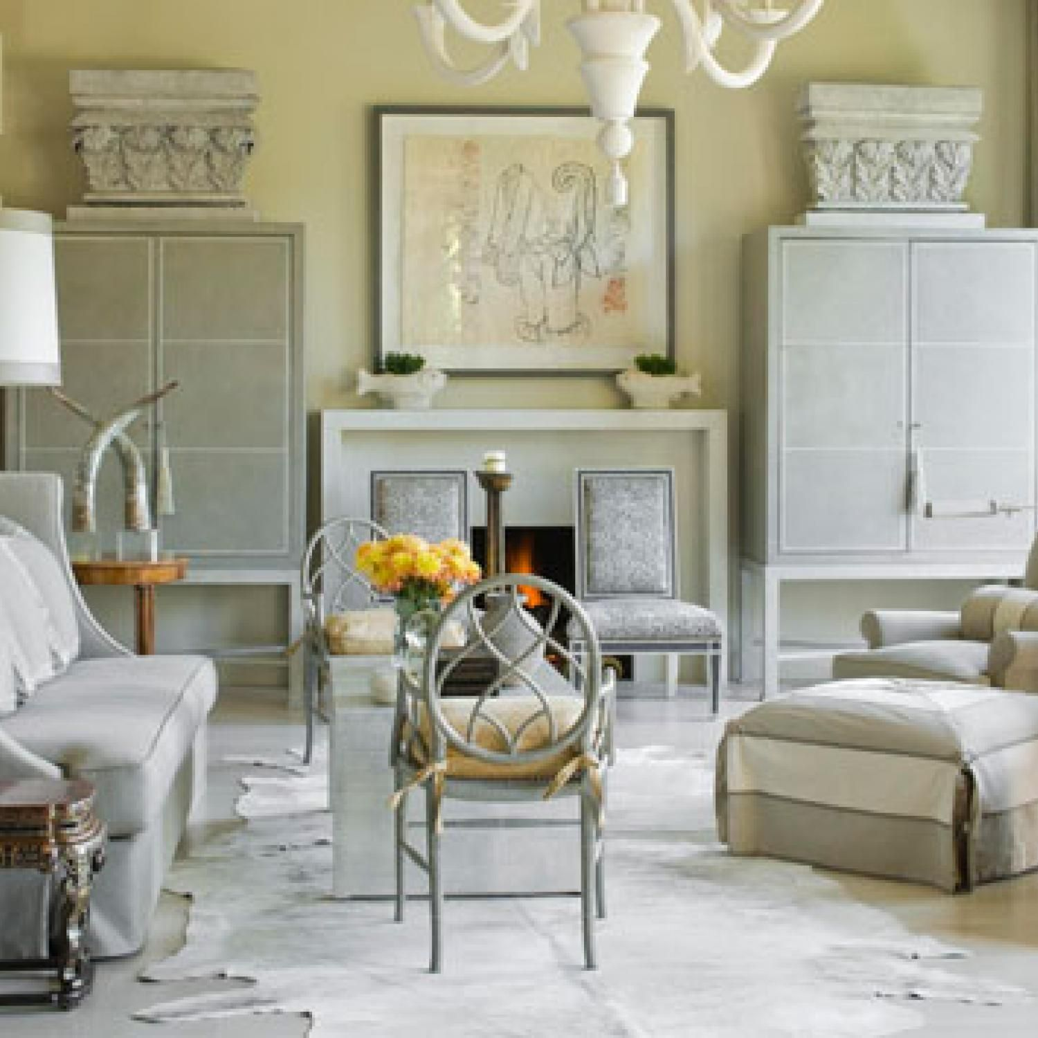 Luxury Calming Paint Colors for Living Room