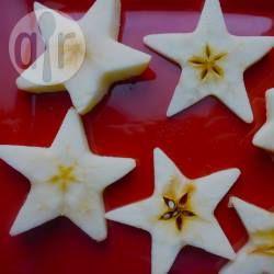 Apfelsterne Recipe Weihnachtsdeko Zum Essen Ideen Fur
