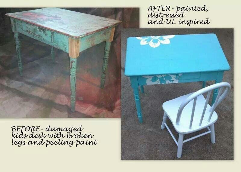 Rejuvenated table