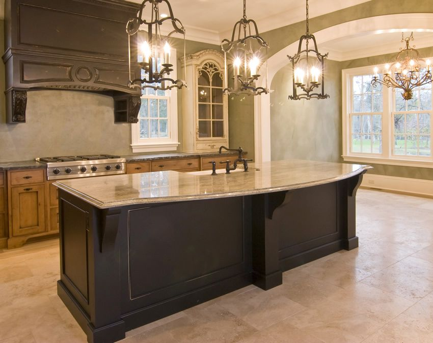 77 custom kitchen island ideas beautiful designs wood for Unique kitchen island designs