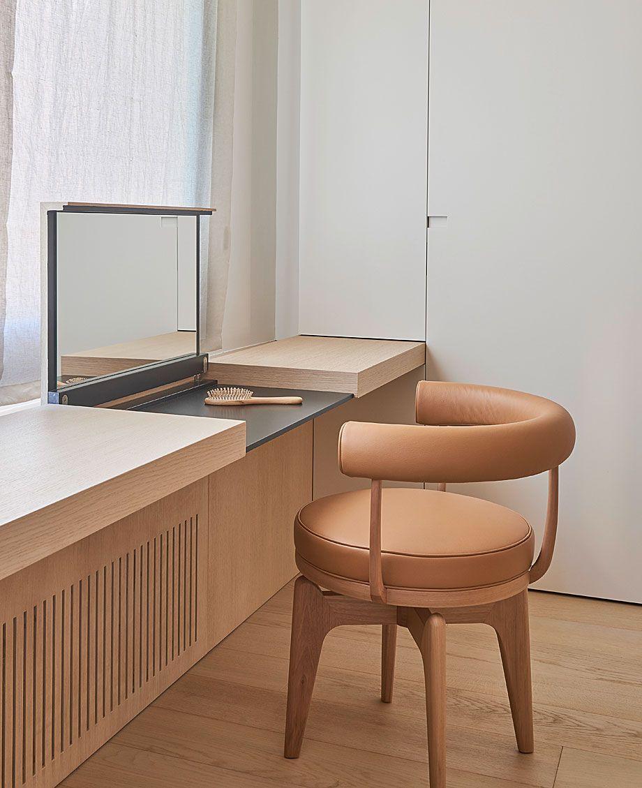 Apartamento dm barcelona de francesc rif 20 furniture for Casa minimalista barcelona capital