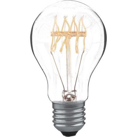 Ampoule vintage Rustika standard incandescente E 27