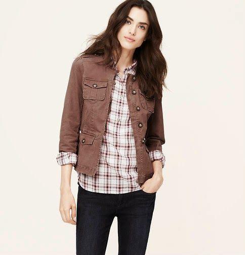 Fall Wardrobe Basics: A Light Jacket