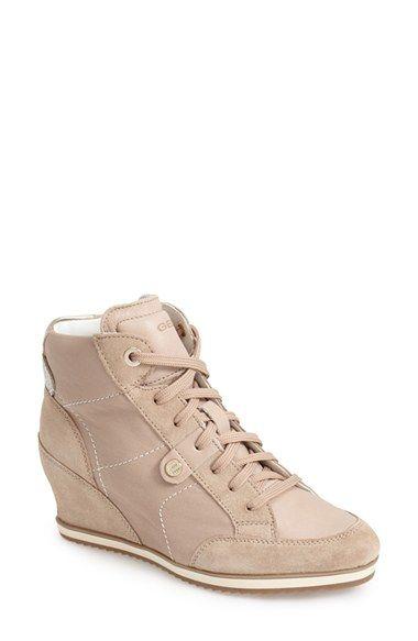 c3f60ec999 Geox 'Illusion 25' High Top Wedge Sneaker (Women) | Nordstrom | My ...