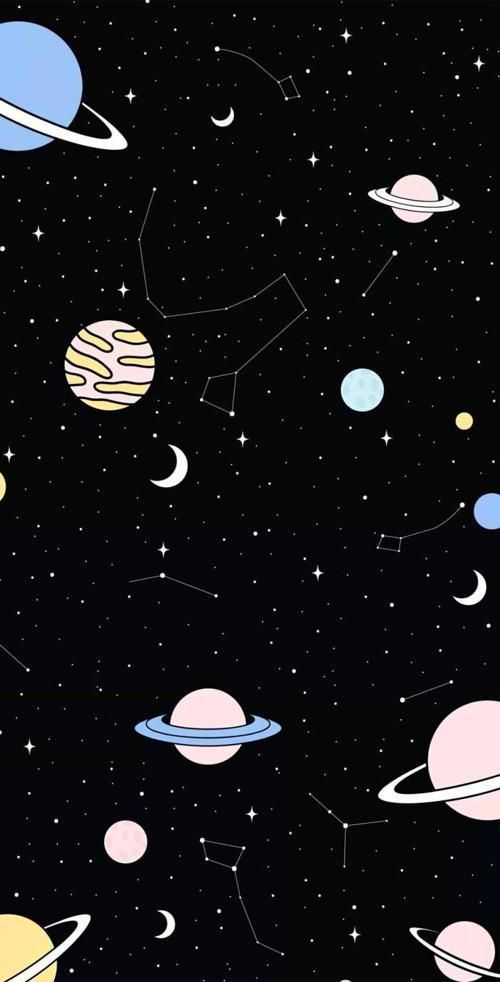 Phone Backgrounds Space Phone Wallpaper Cute Wallpaper Backgrounds Dark Wallpaper