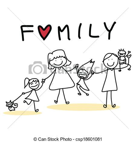 Dessin Personnage Facile Family Drawing Cartoon Drawings Stick Figure Drawing