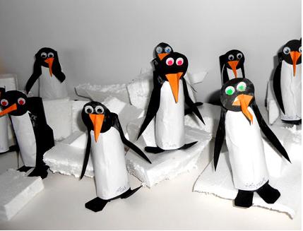Rav dodade pingviner pa zoo