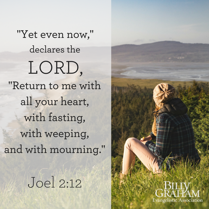 Joel 2 12