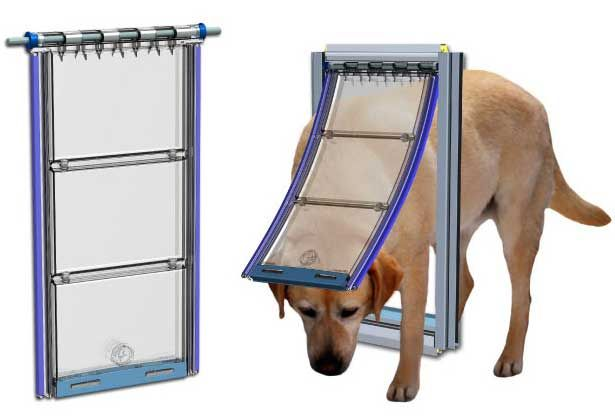 Prevent Pet Door Woes And Go With The Endura Flap!