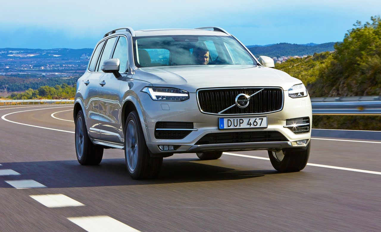 2016 Volvo XC90 REVIEW Walkaround ALL NEW CAR REVIEW
