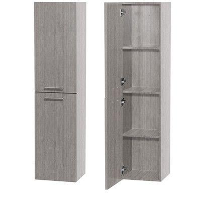 Luxury Single Door Storage Cabinet