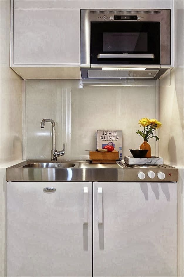 New Micro Kitchen Ideas