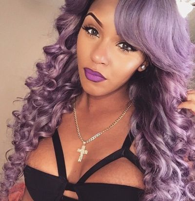 Beautiful Hair Color for Black Woman