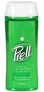 Dye your hair too dark?? Wash with Prell to fade it quicker!